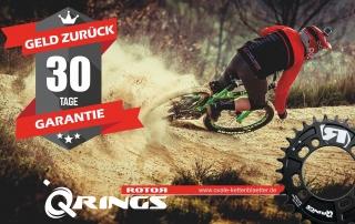 ROTOR Q-Rings - 30 Tage Geld Zurück Garantie