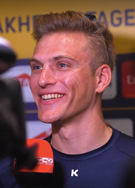 Neuzugang 2018: Top-Sprinter Marcel Kittel
