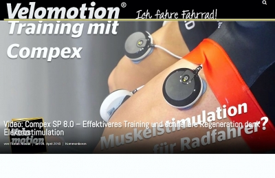Elektromuskelstimulation im Training