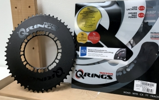 Rotor Q-Rings Black Edition