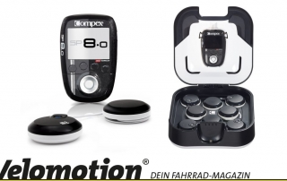Review des Compex SP8.0 in der Velomotion - für Radsportler