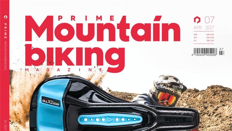 Prime Mountainbiking - Astute Mudlite VT