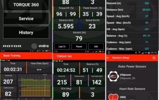 Rotor App für Android und iOS