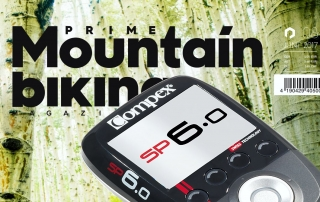 Compex SP6.0 in Prime Mountainbiking