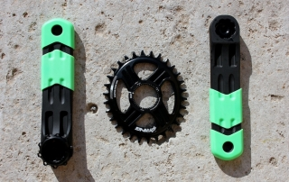 Pinkbike testet Rotor RHawk mit Q-Rings