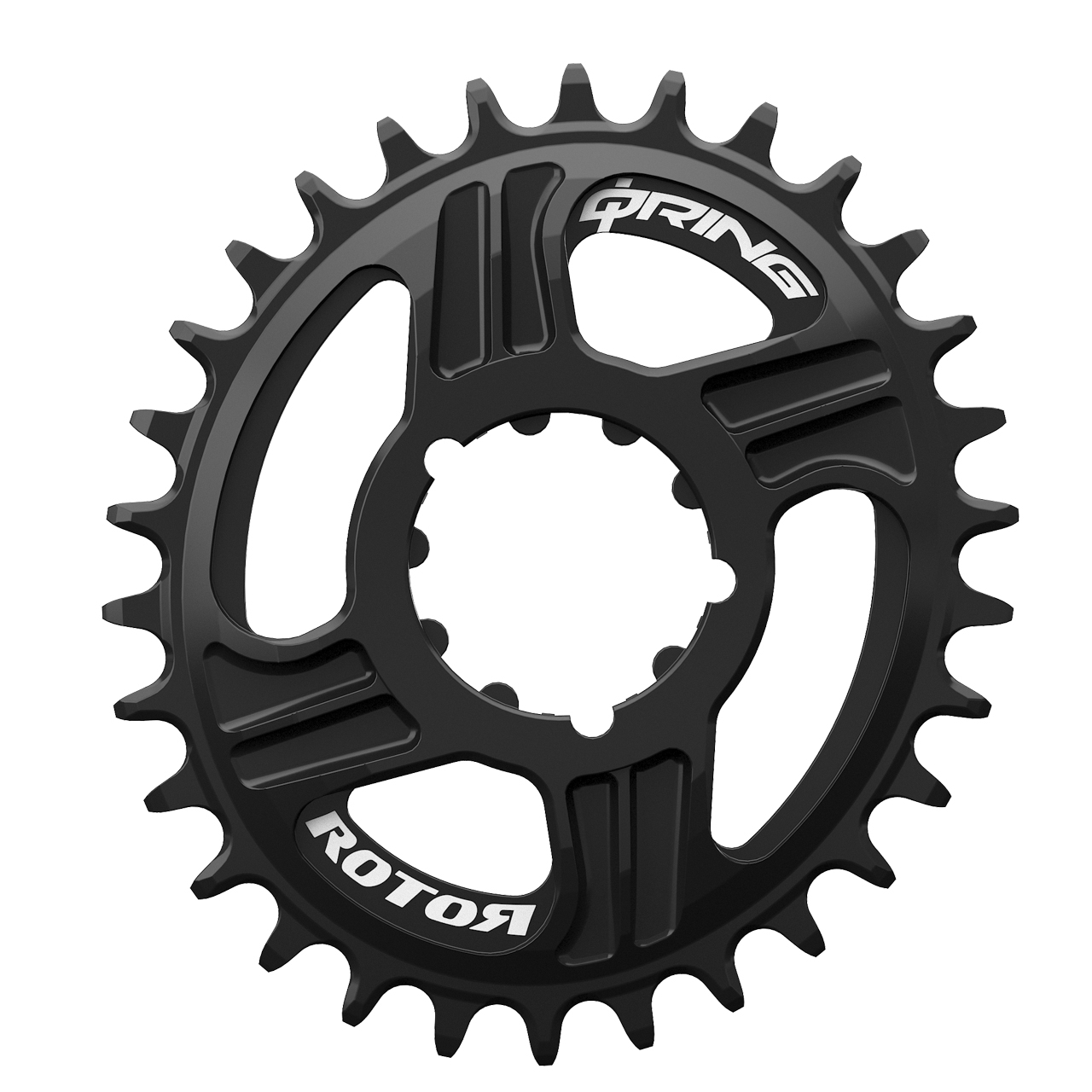 ROTOR Q-Ring 34Z für SRAM GXP Direct Mount