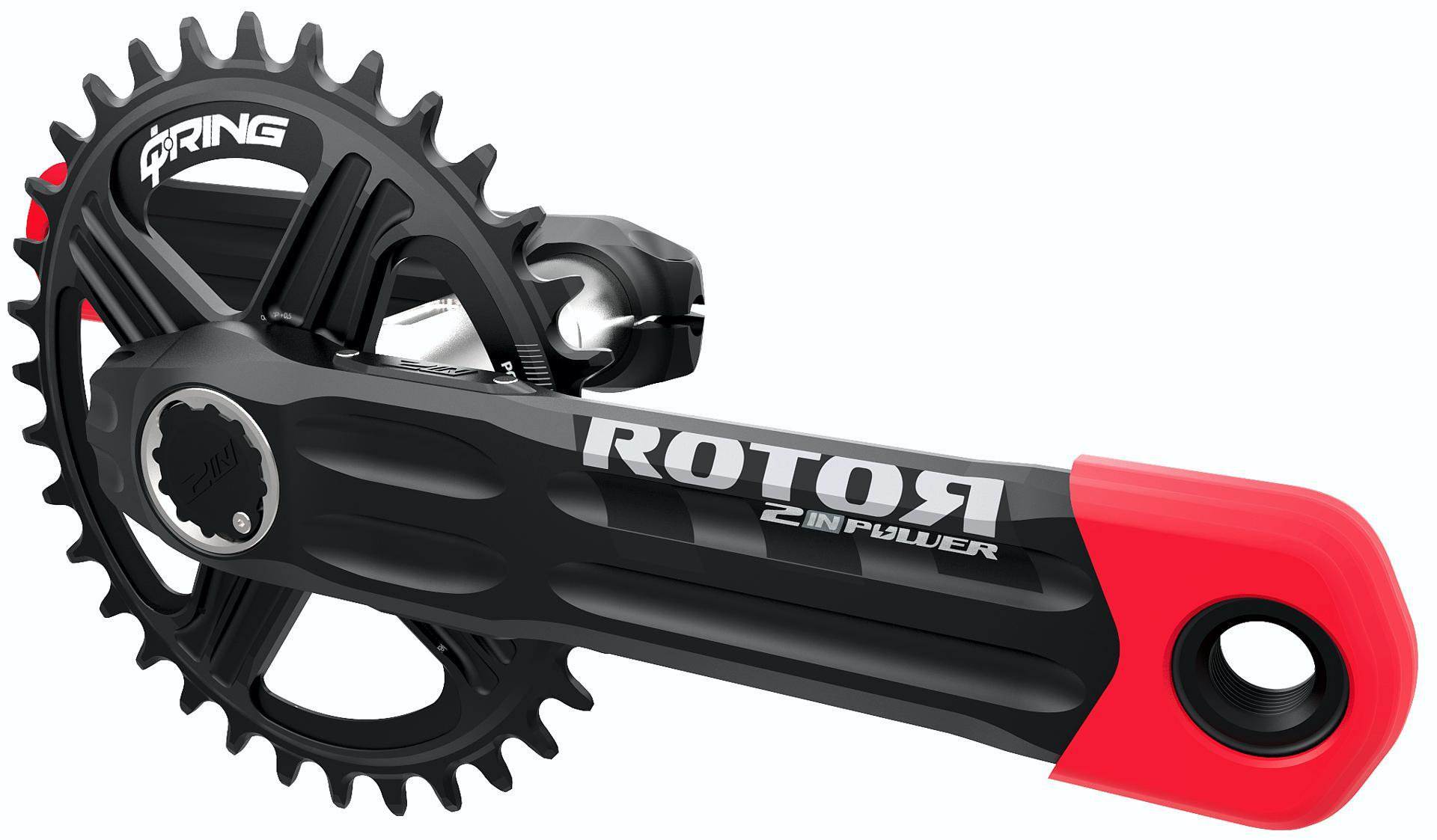 ROTOR 2INpower MTB Leistungsmesser für Mountainbikes