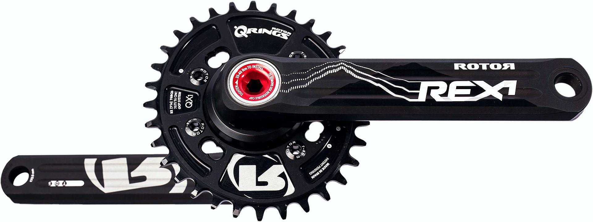 ROTOR INpower Rex 1.1 Powermeter