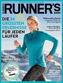 RUNNERS WORLD - AUSGABE 2/18