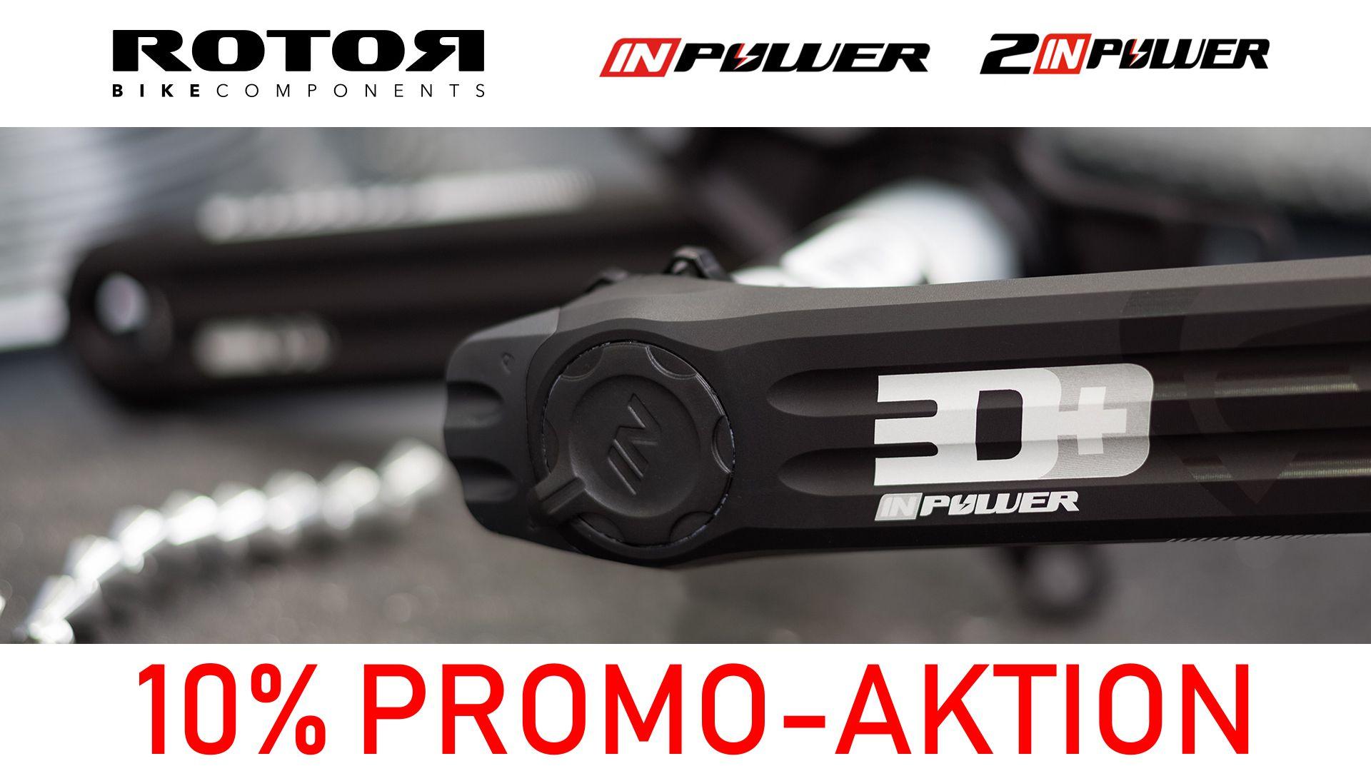Rotor Powermeter-Promotion