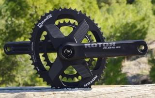 Rotor Direct Mount Kurbel für Rennräder