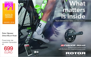 Rotor INpower DM Road 2018 Powermeter