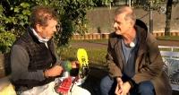 Rafael Fuchsgruber mit Topo im ARD Morgenmagazin