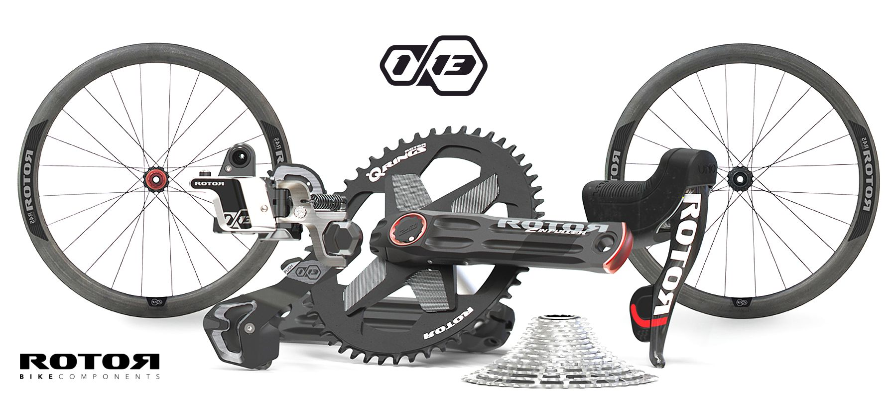 ROTOR 1x13 ROAD Bundle