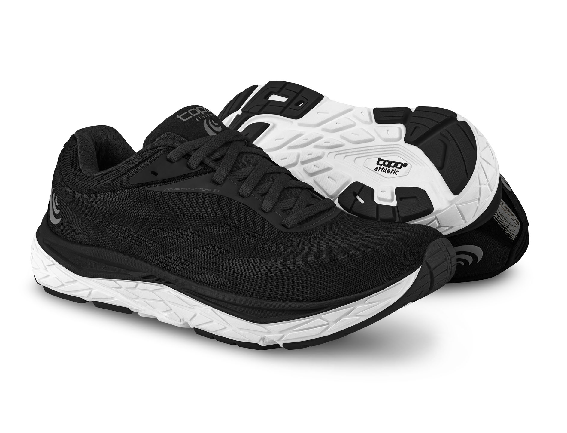 Topo Magnifly 3 Men - Black/White