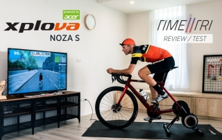 Xplova Noza Smarttrainer / Direktantriebstrainer
