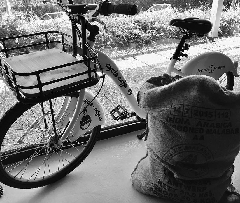 Cycle Cafe - Arabica