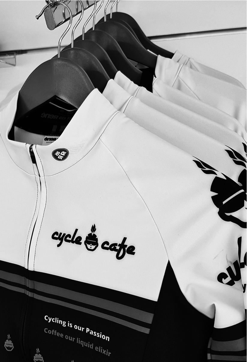 Cycle Cafe Trikots